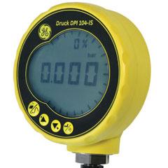 Druck DPI 104-IS Intrinsically Safe Digital Pressure Gauge